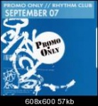 Promo Only Rhythm Club September